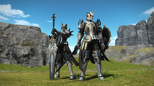 FINAL FANTASY XIV Online Contest Adds Player-Designed Gear