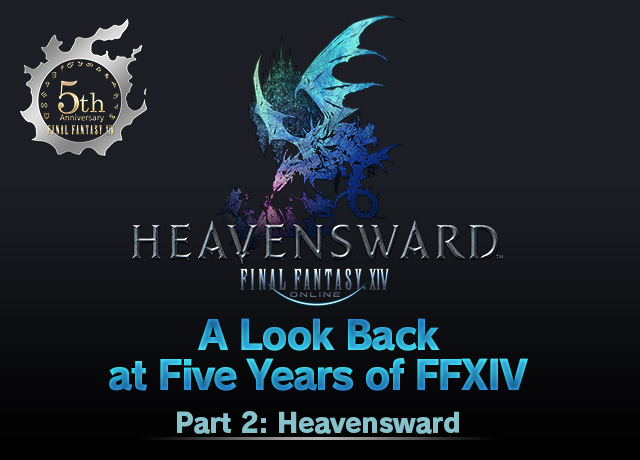 A Look Back at Five Years of FFXIV, Part 2: Heavensward